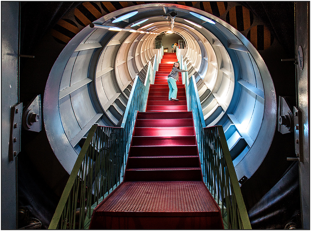 Photograph Into The Tube  by wim denijs on 500px
