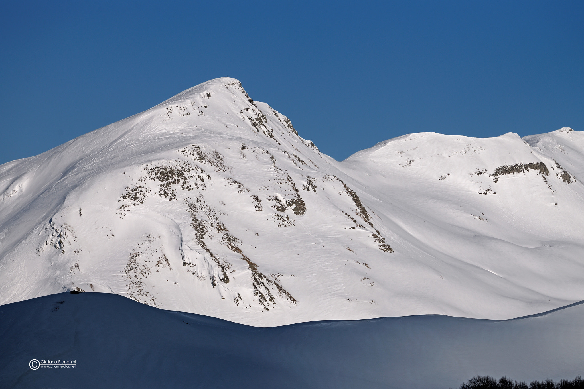 Photograph Monte Cusna by Giuliano Bianchini on 500px