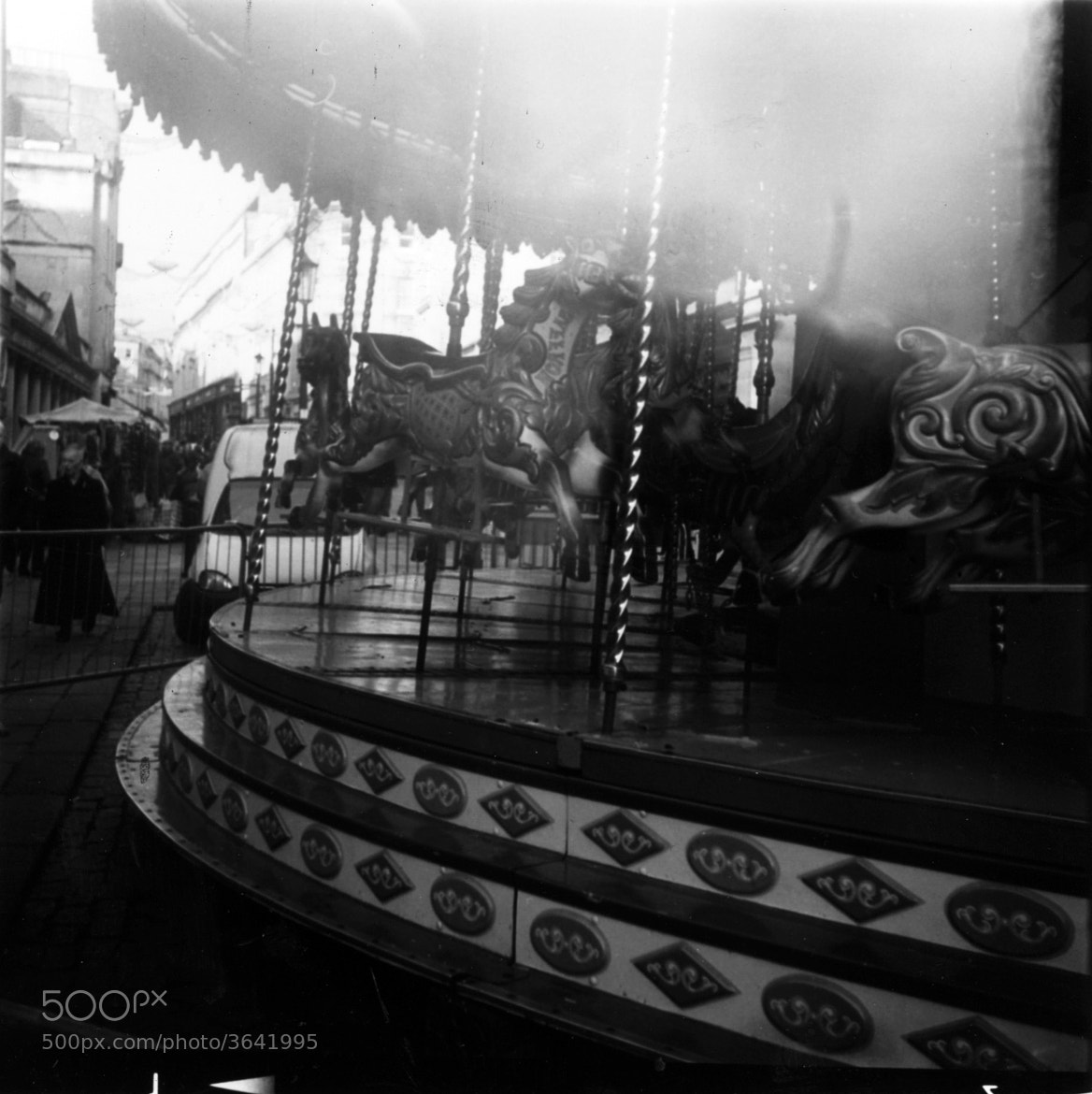 Photograph Carousel by Justin Fox-Robinson on 500px