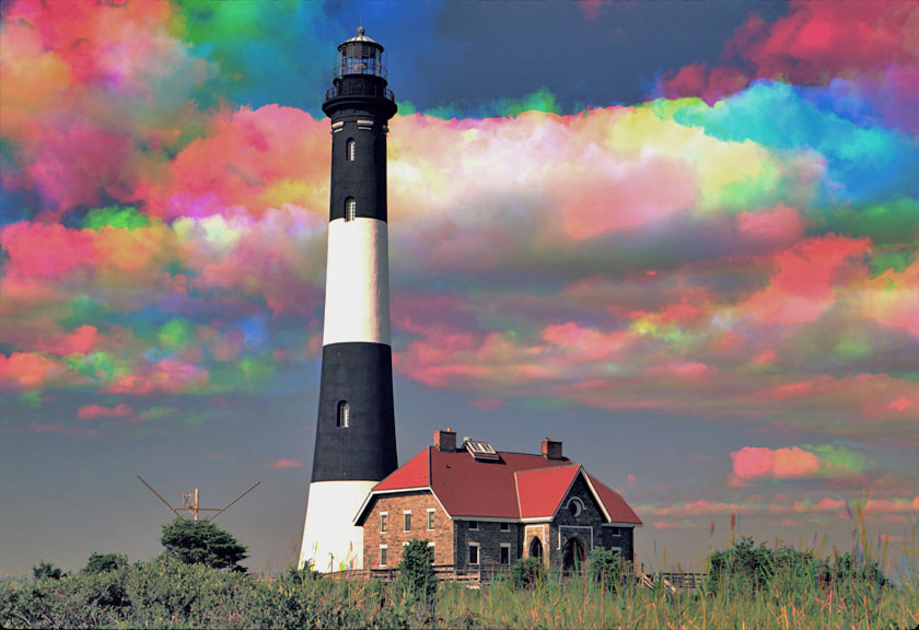 Photograph Fire Island Lighthouse RGB by Larry Landolfi on 500px
