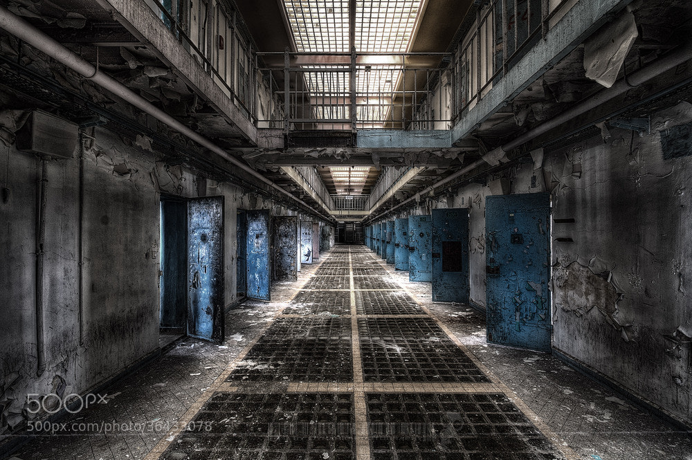 Photograph Prison Break by Mark U on 500px