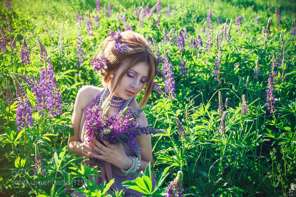 Photograph Flower by Anna Milgram on 500px