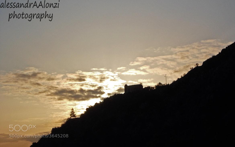 Photograph golden  sky by ALESSANDRA ALONZI on 500px