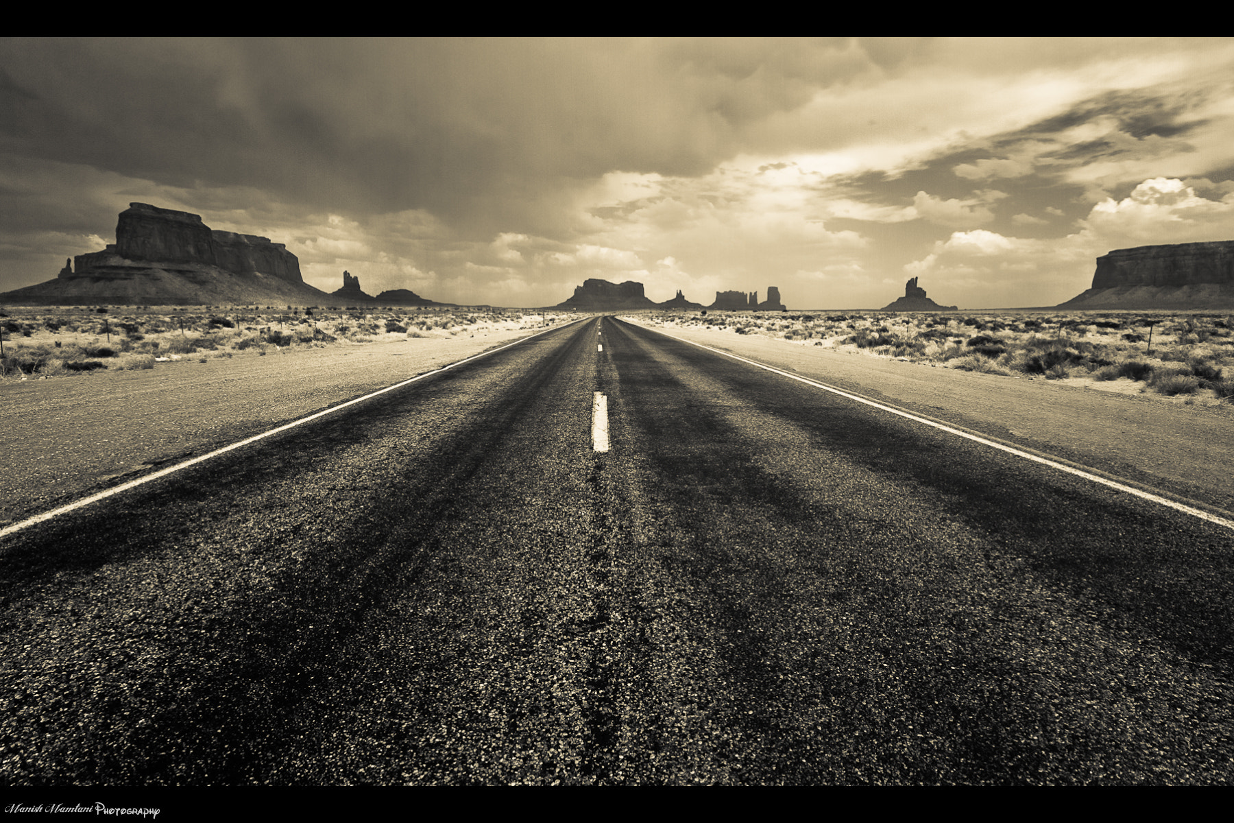 Photograph Life is a Road by Manish Mamtani on 500px