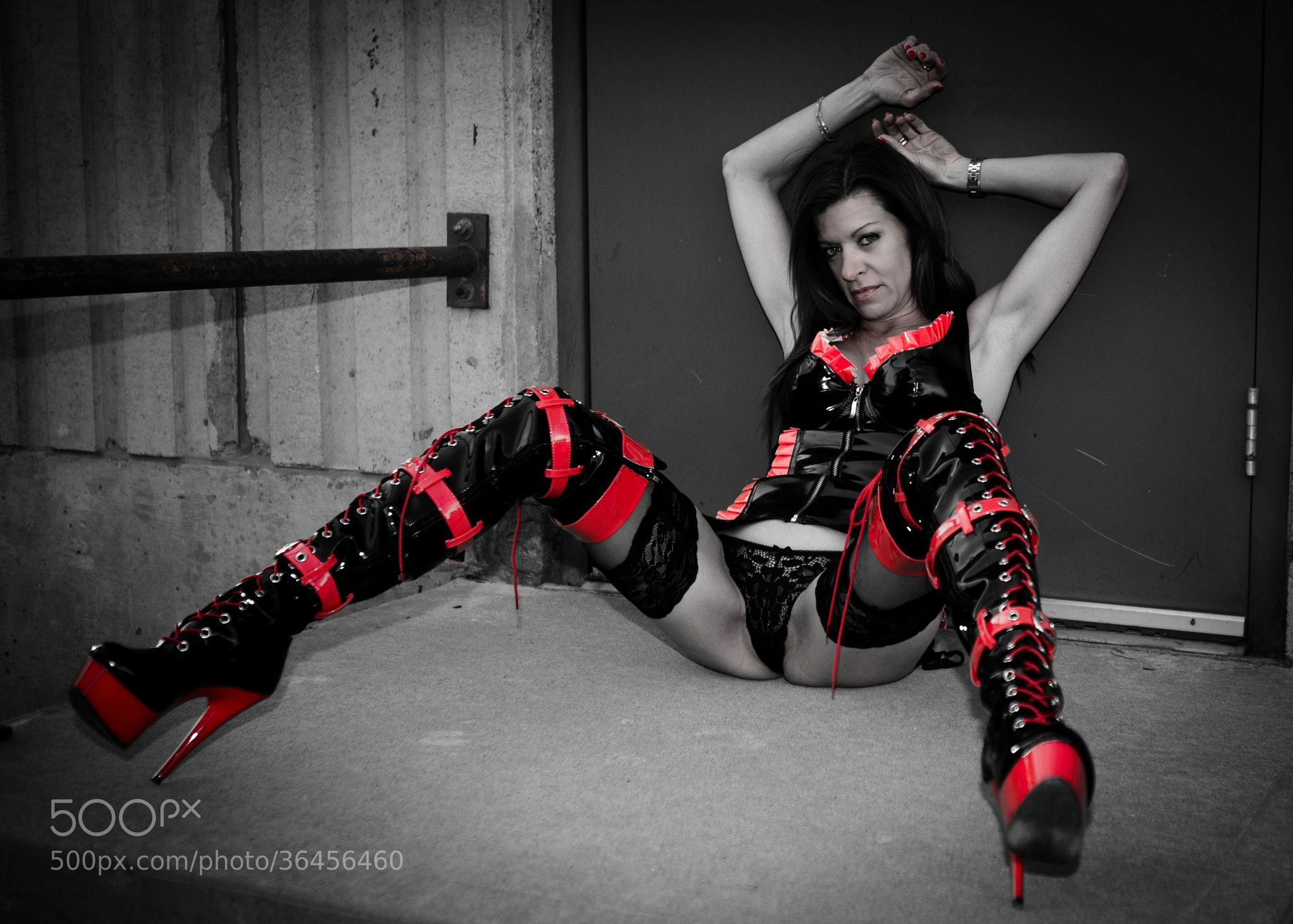 Photograph Boots Were Made For Walking by UnderDark Photography on 500px