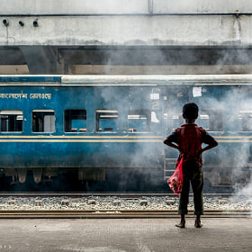 Tale Of A Terminal : A Solitary Thought by Rahat Amin (RahatAmin)) on 500px.com