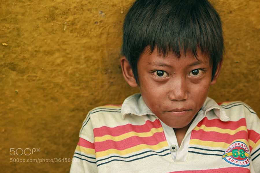 Photograph Just Little Child by Ghofuur Eka F on 500px