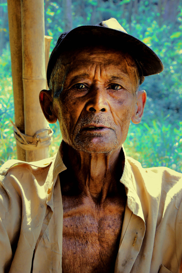 Photograph Grandfather by Ghofuur Eka Ferianto on 500px