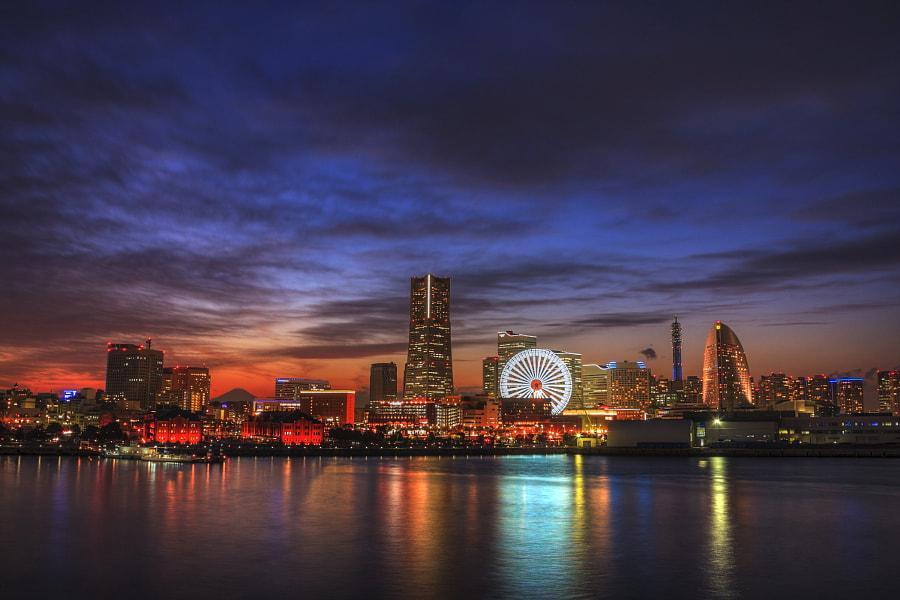 Yokohama Twilight