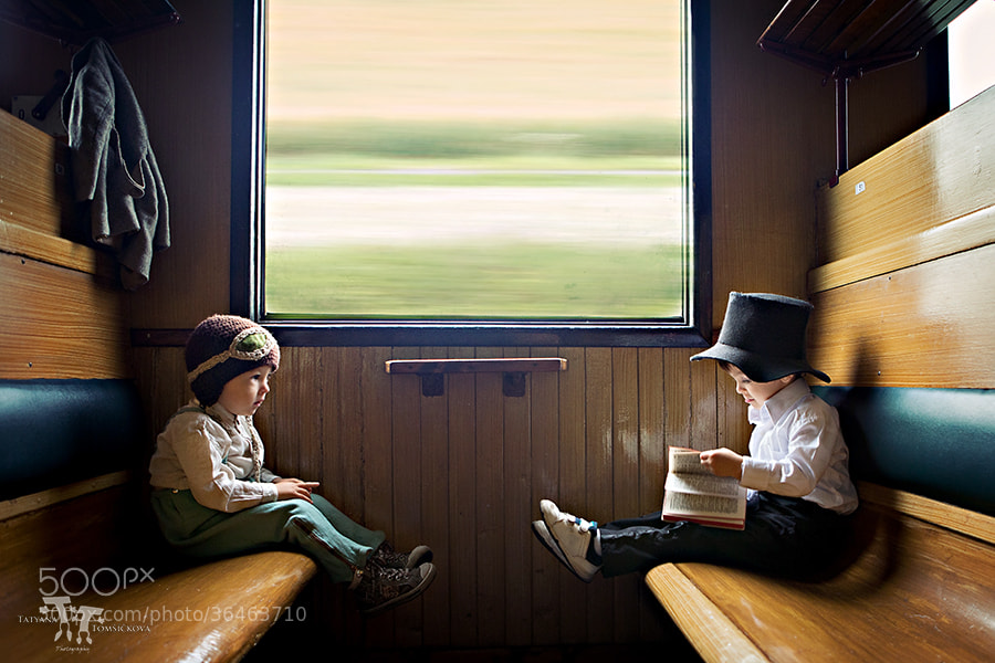 Photograph The prince and the pauper by Tatyana Tomsickova on 500px