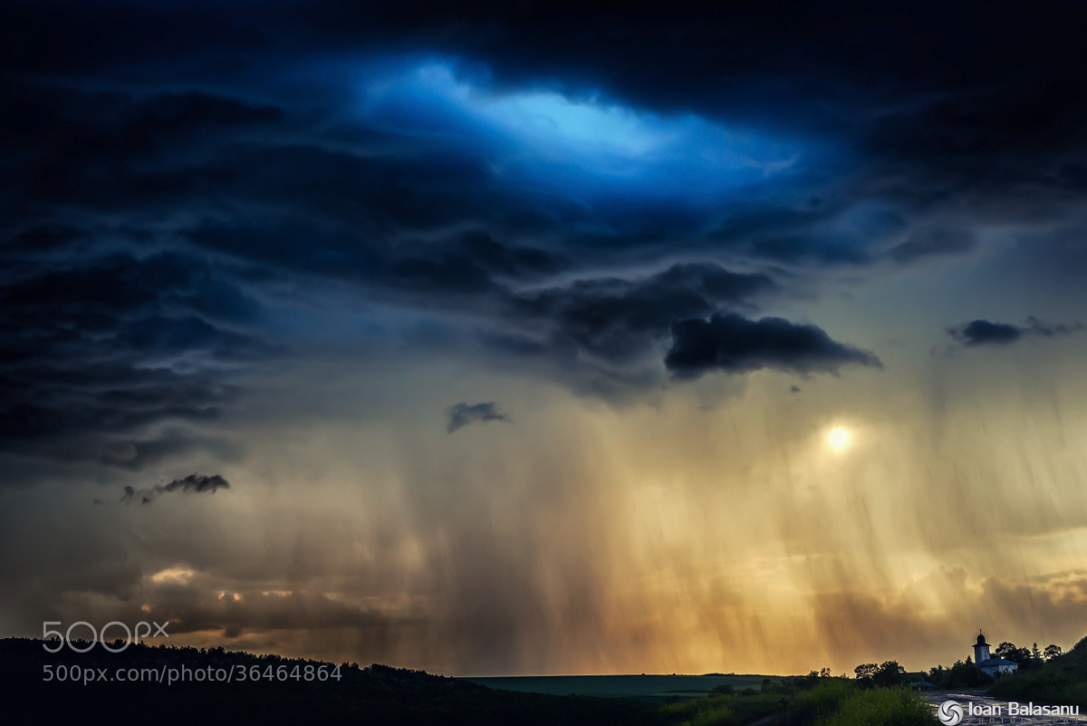 Photograph Storm by Ioan Balasanu on 500px