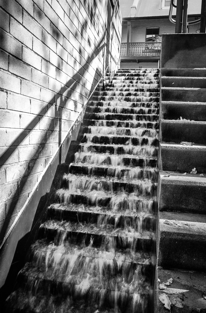 Photograph Water Steps by David Arthur on 500px