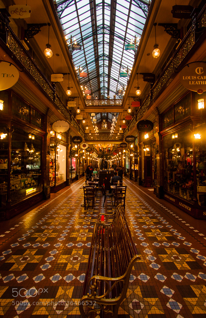 Photograph The Strand Arcade, Sydney by David Arthur on 500px
