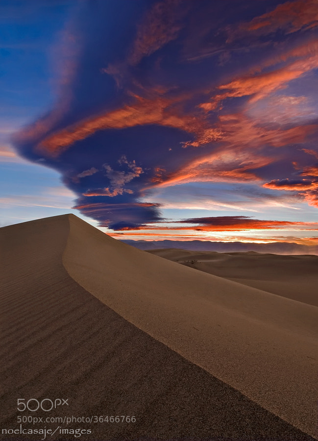 "Photograph ""DESERT MAELSTROM"" Death Valley National Park by noel casaje on 500px"