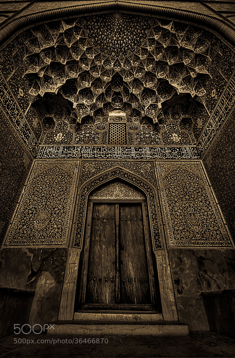 Photograph The Gate by Ali KoRdZaDeh on 500px