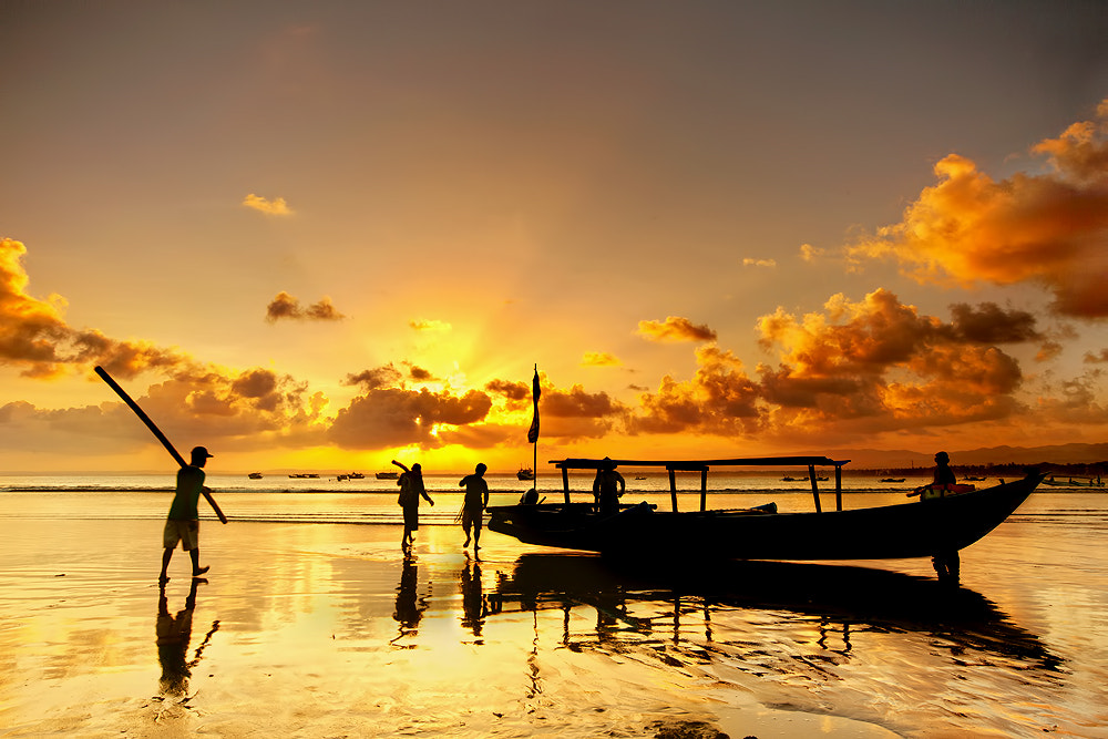 Photograph Going Home by Gunarto Song on 500px