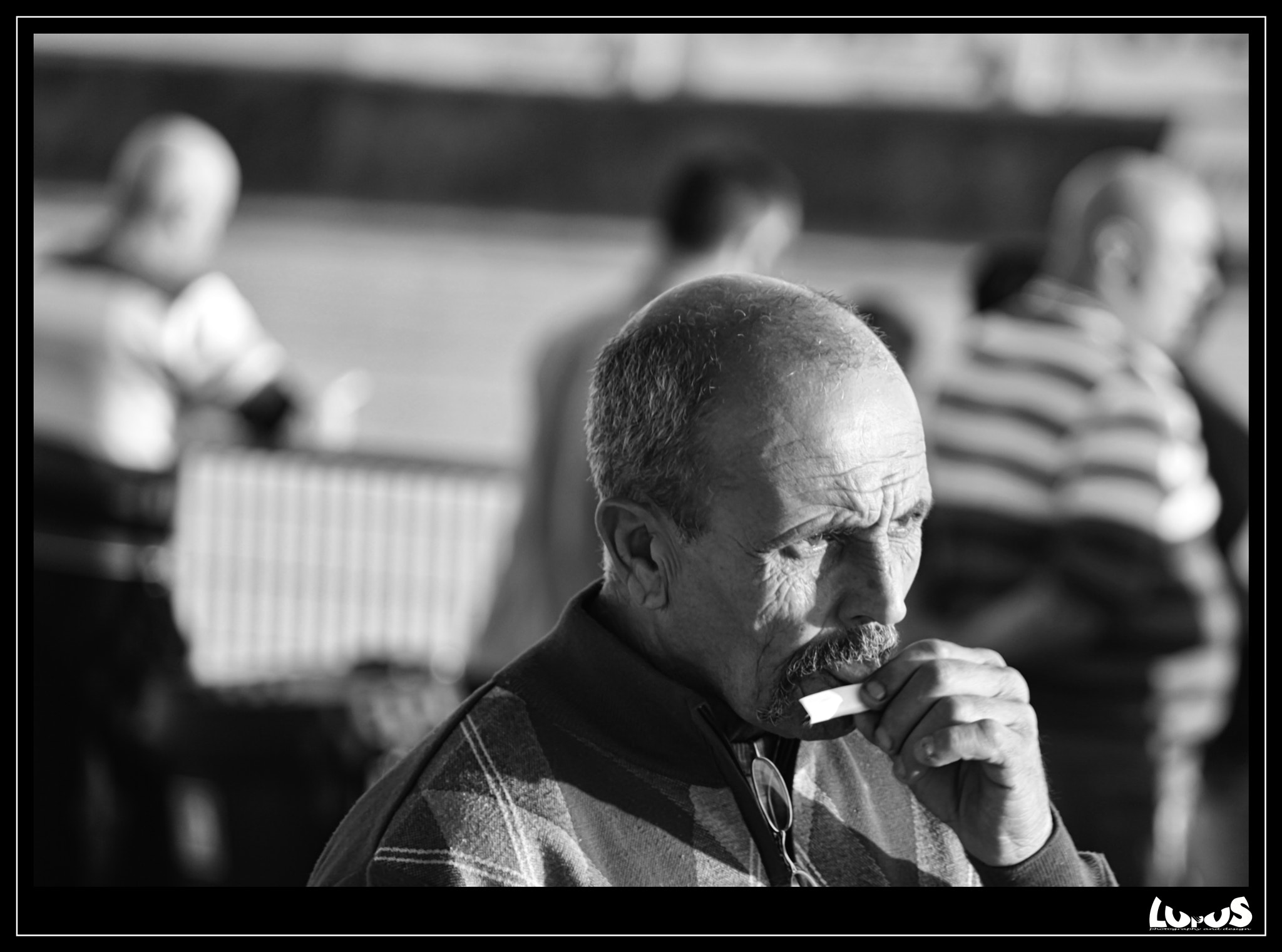 Photograph Roll me one Joe by Stanley Azzopardi on 500px