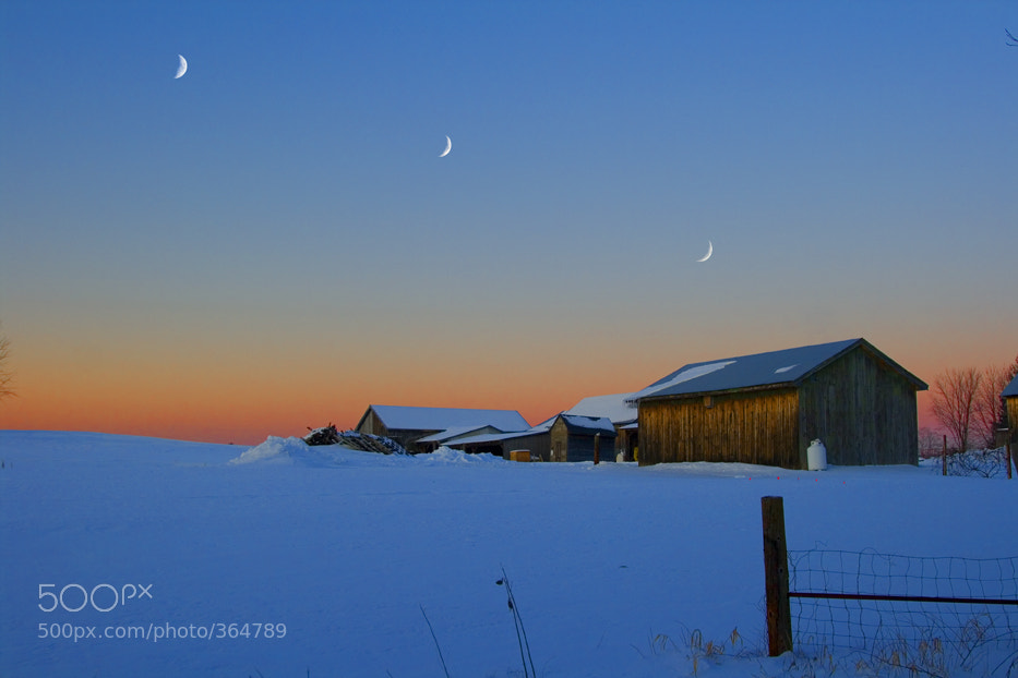 Photograph Moon Phases by Larry Landolfi on 500px