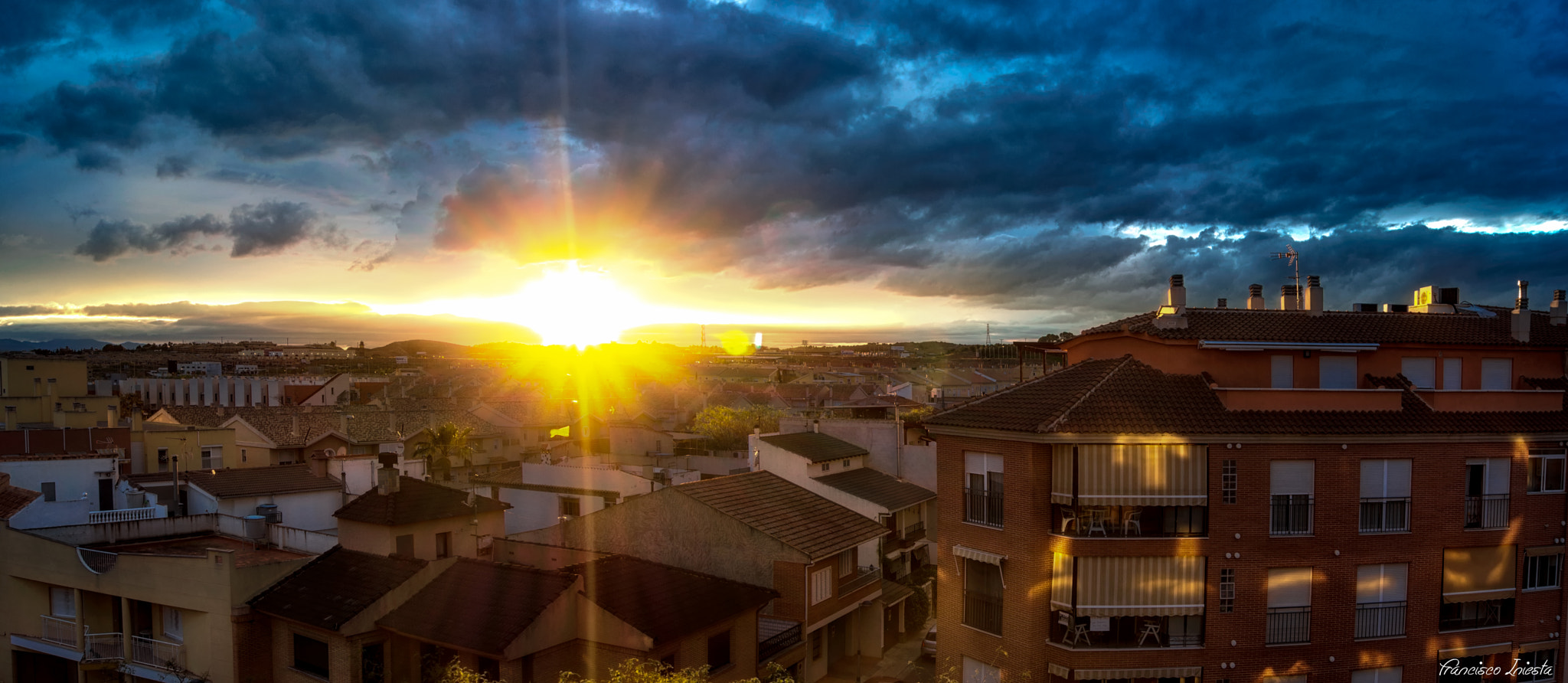 Photograph From my window by Francisco Iniesta on 500px
