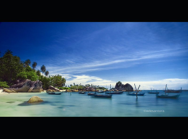 Photograph Blue of Indonesia by Ade Santora on 500px