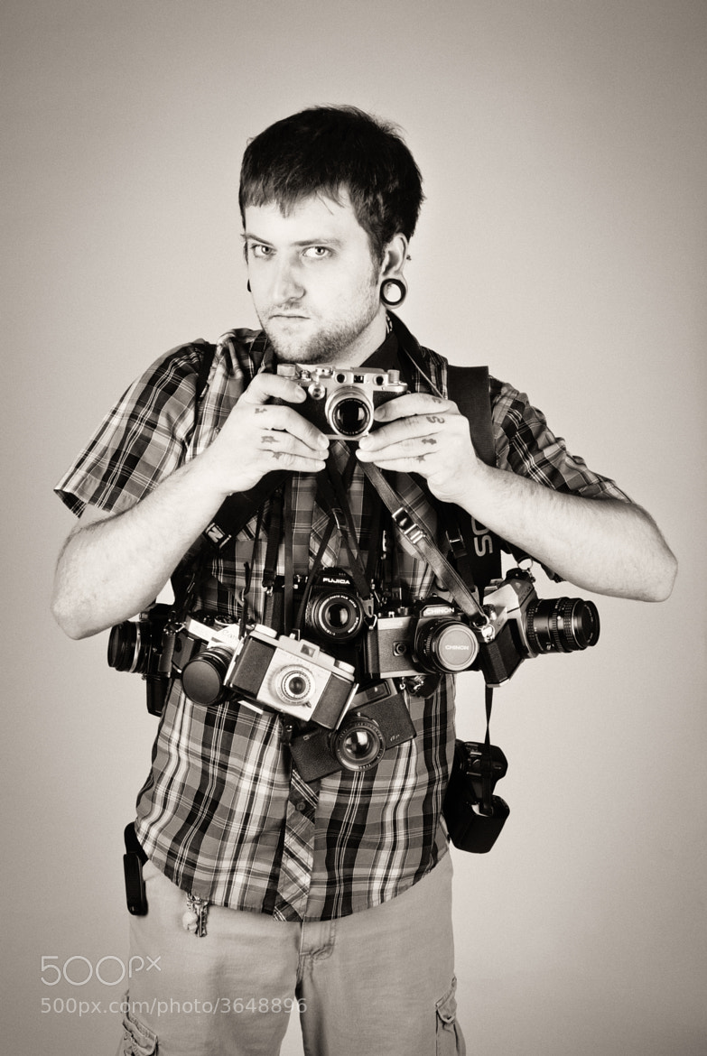 Photograph The Professional Photographer by Jim McKinley on 500px