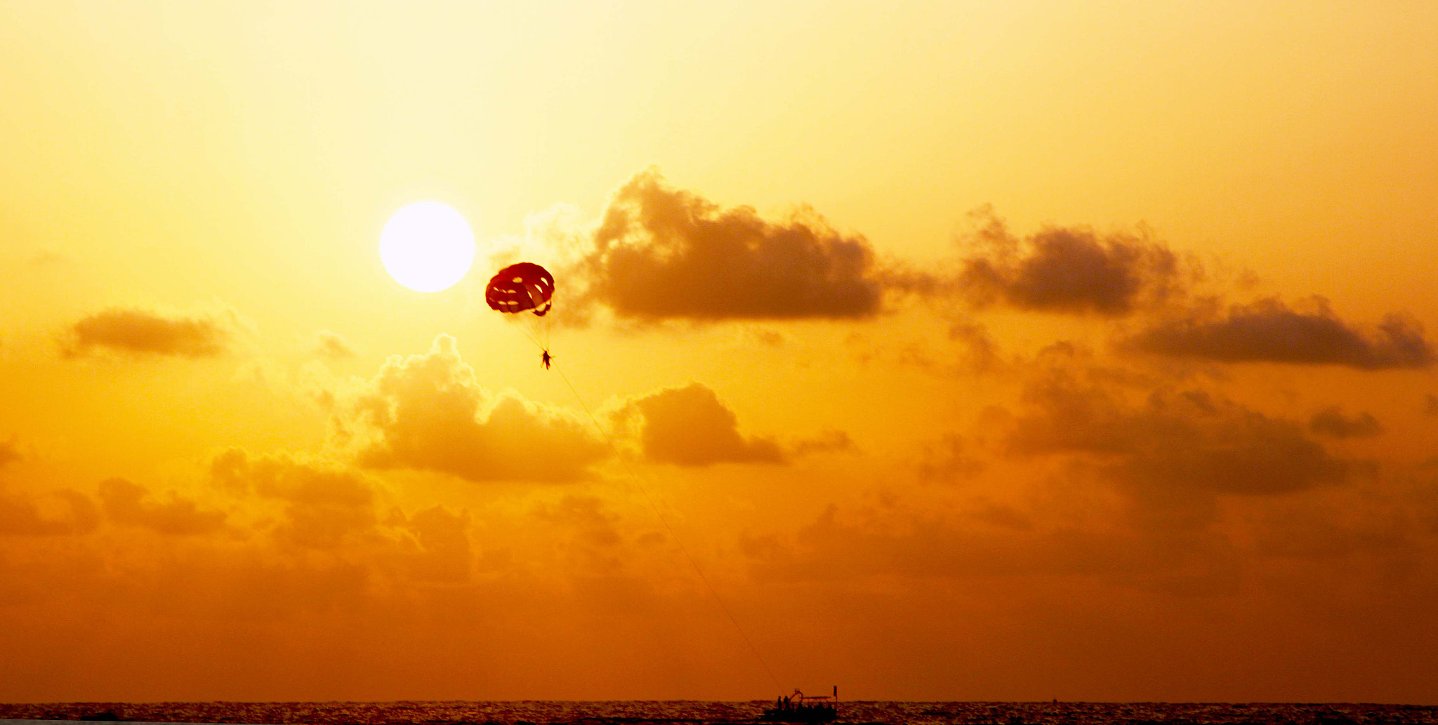Photograph Touching the Sun by Arnab Banerjee on 500px