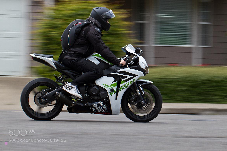 Photograph Honda CBR by Espionage Studio on 500px