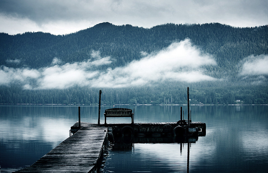 Photograph Bench by Sparth (Nicolas Bouvier) on 500px