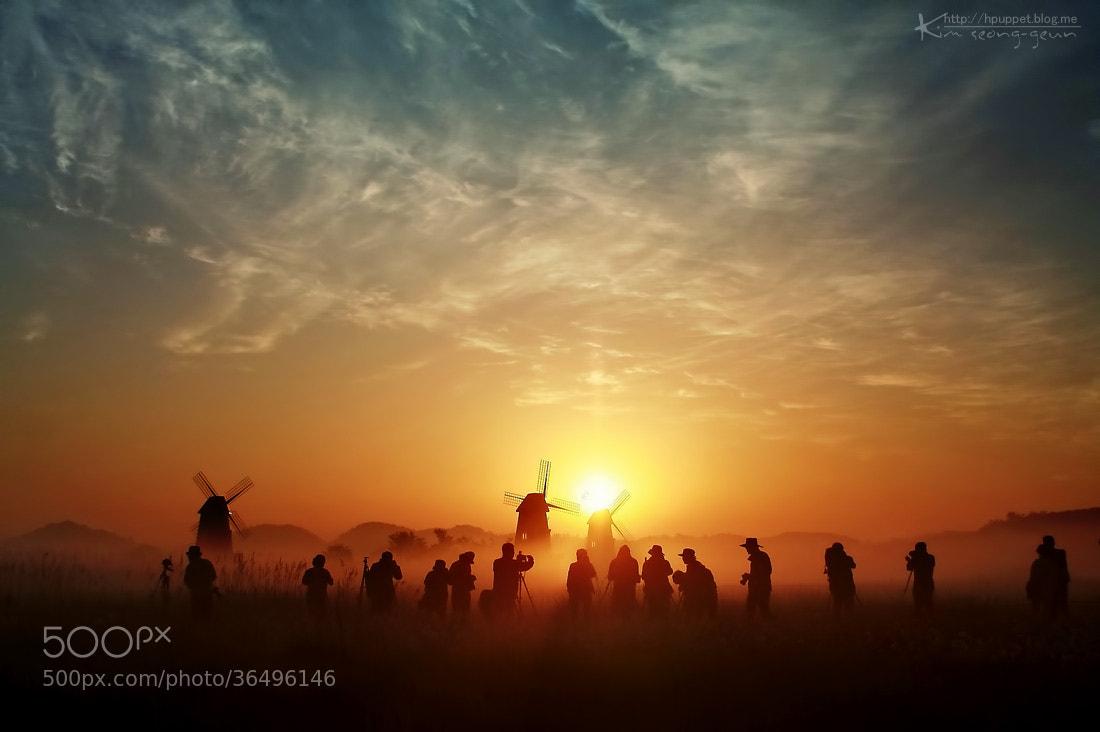 Photograph Light hunter by kim seong-geun on 500px