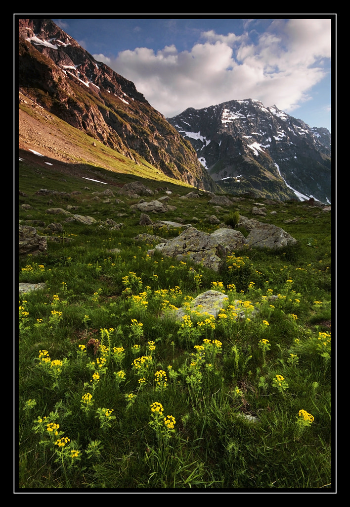 Photograph Somewhere in mountain by Alexandre Leroux on 500px