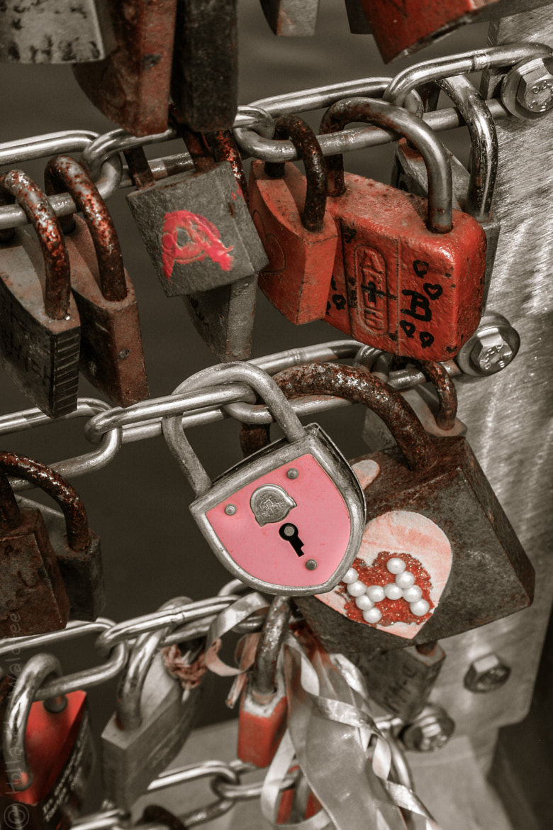 Photograph Locked Heart by Holla TheWaldfee on 500px
