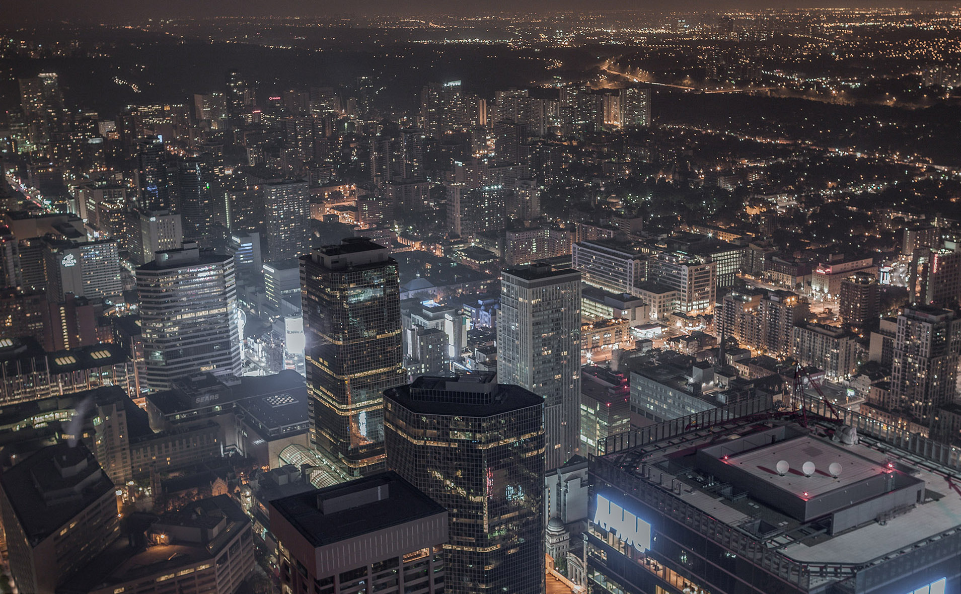 Photograph City (Grid) by Roof Topper on 500px