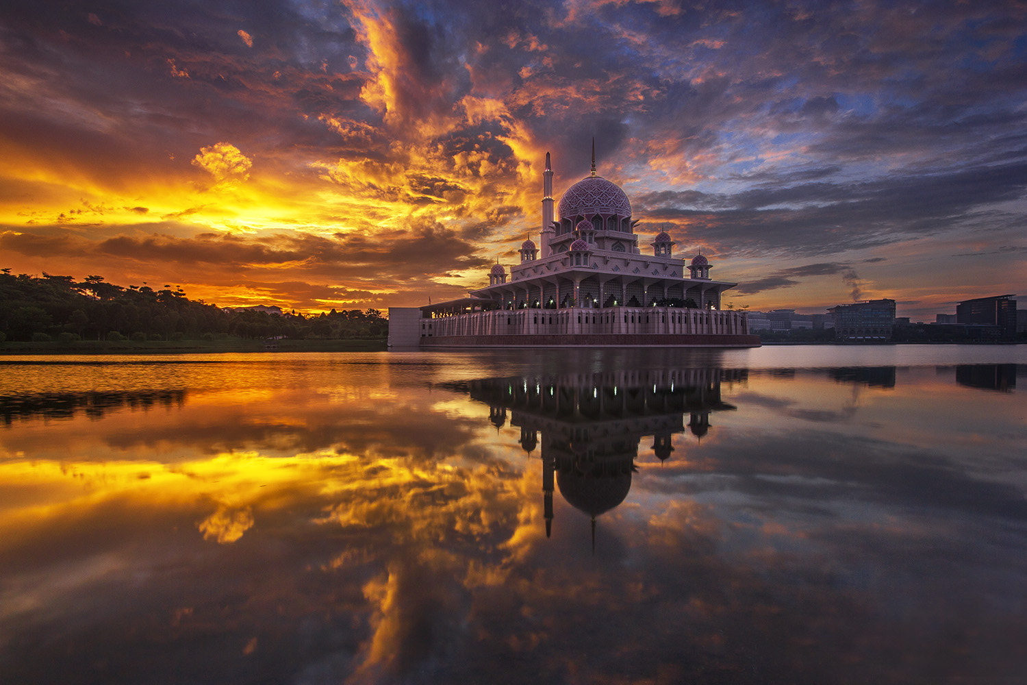 Photograph The Sunrise by farizun amrod | photography on 500px