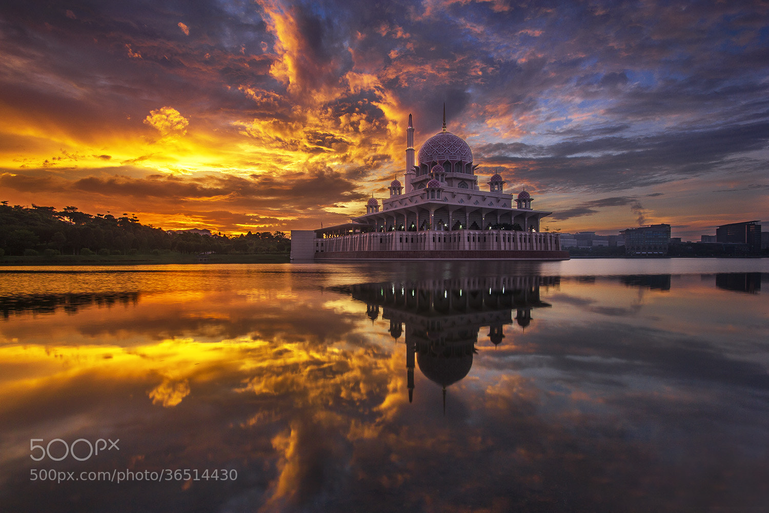 Photograph The Sunrise by farizun amrod on 500px