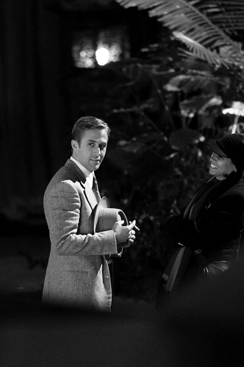 Photograph Ryan Gosling by Timothy Jackson on 500px