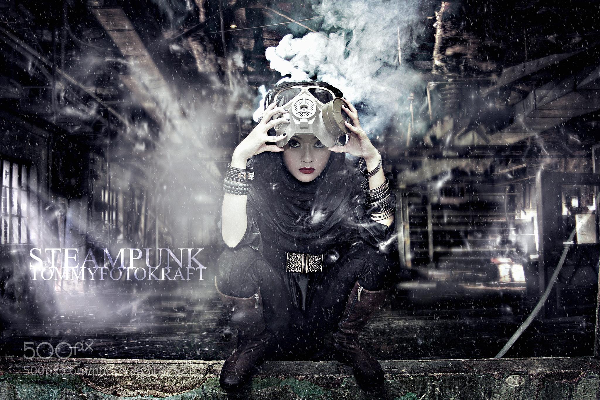 Photograph Steampunk Ninja by The Fotokraft on 500px