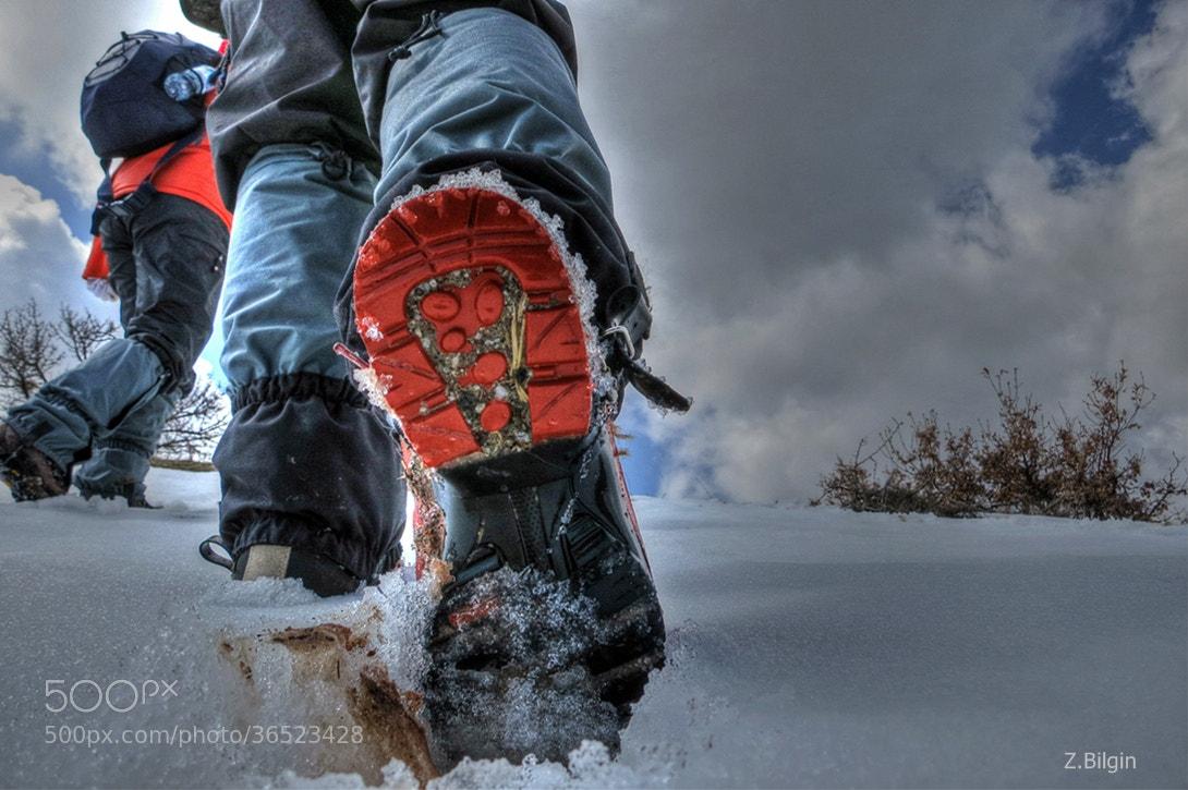 Photograph Trakking.... by Zeki Bilgin on 500px