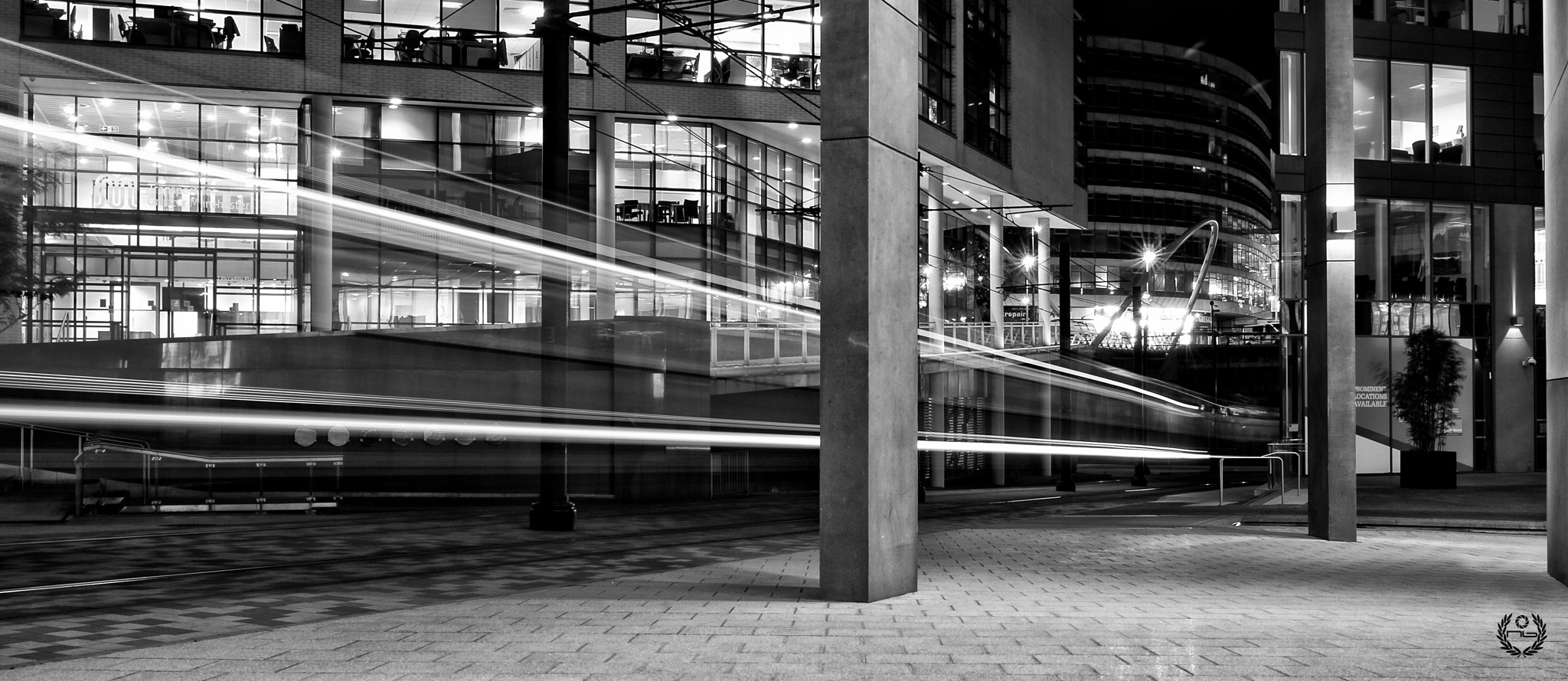 Photograph Innercity Flash by Neil Batty on 500px