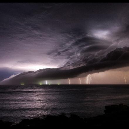 East Coast Storm Front