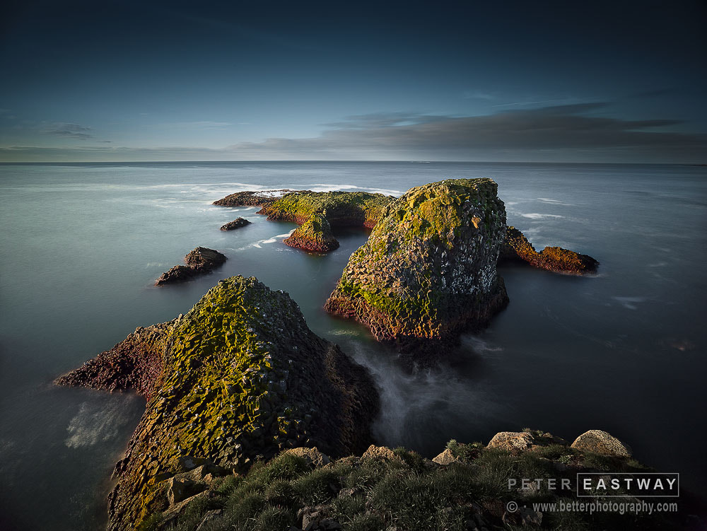 Photograph Arnarstapi Rocks by Peter Eastway on 500px