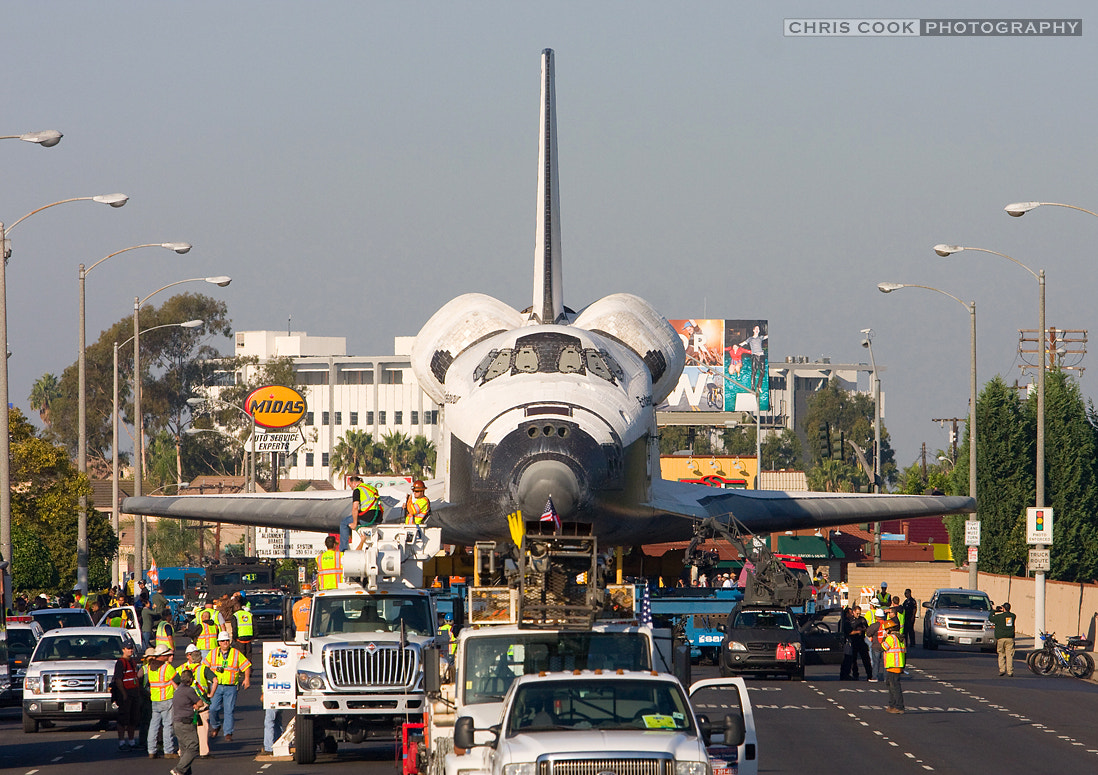 Photograph Endeavour's Final Journey by Chris Cook on 500px