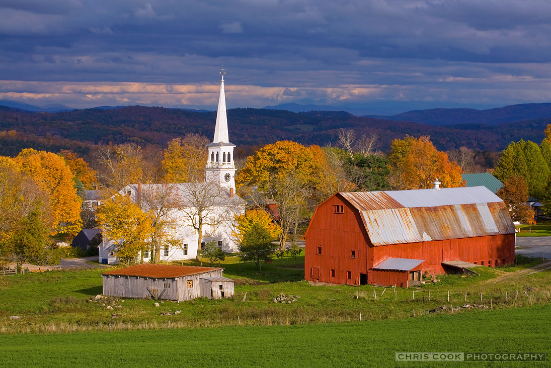 Photograph Classic Vermont  by Chris Cook on 500px