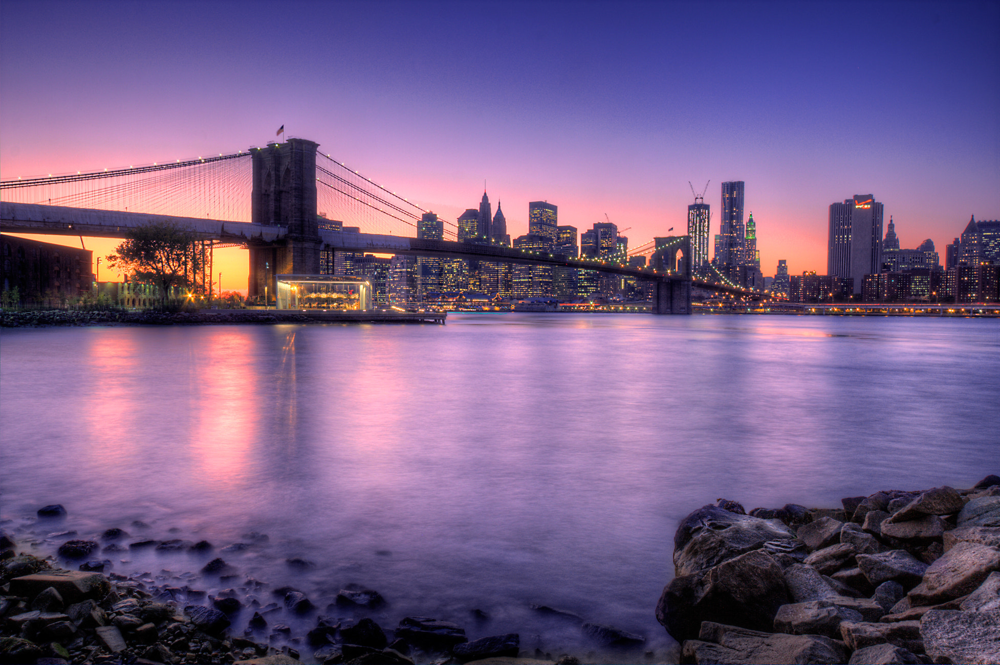 Photograph Brooklyn bridge by Anh Dinh on 500px