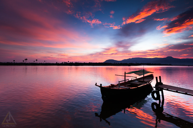 Photograph Fishing Boat by La Mo on 500px