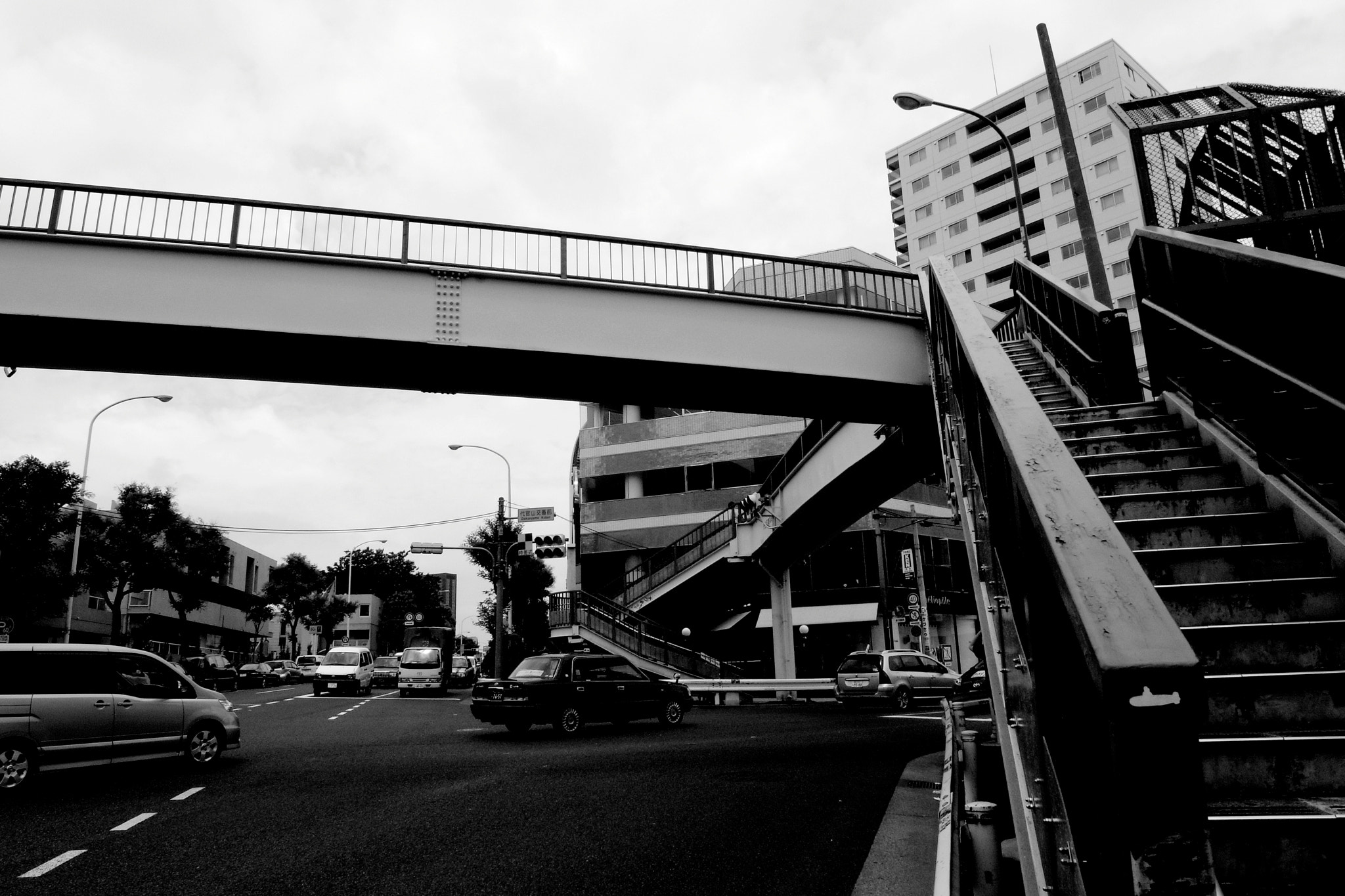 Photograph Elevated Walkway by a.kohsaki  on 500px