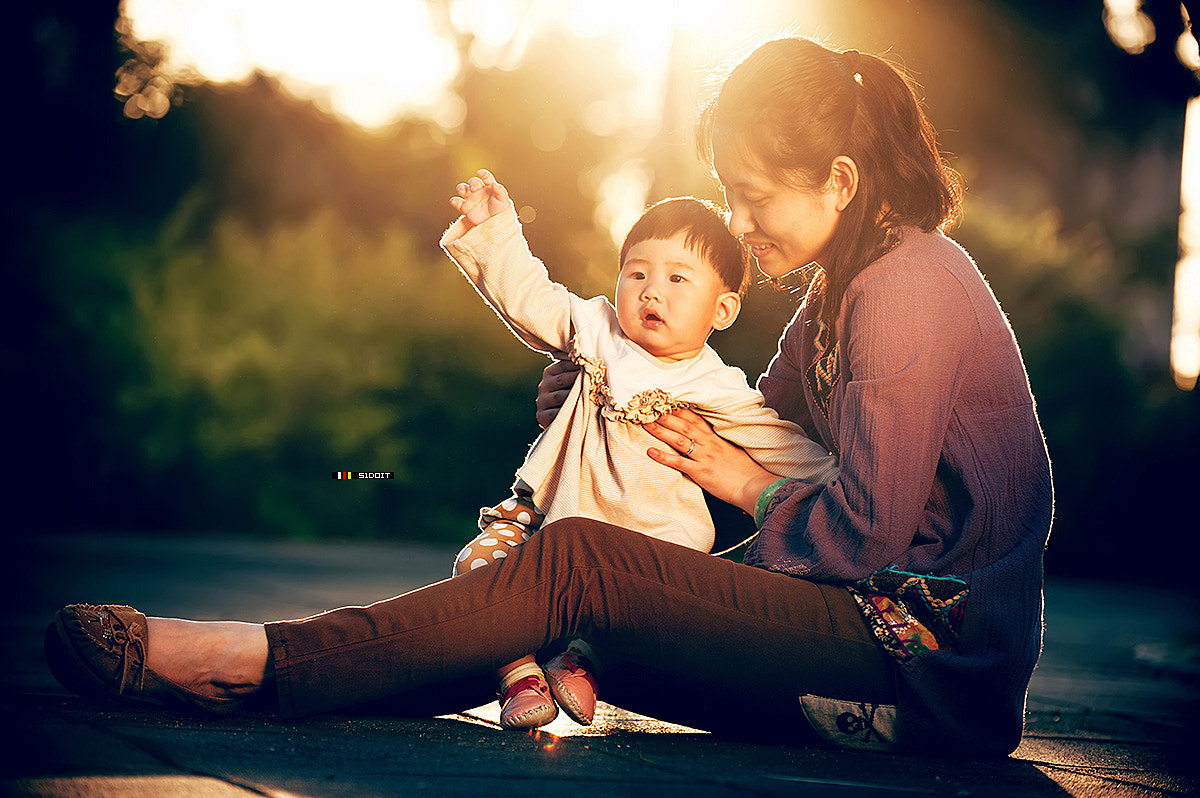 Photograph My baby by Liu songtao on 500px