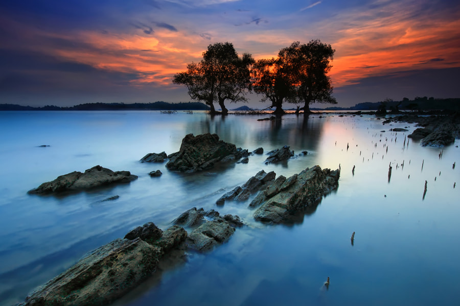 Photograph End of The Island by Danis Suma Wijaya on 500px