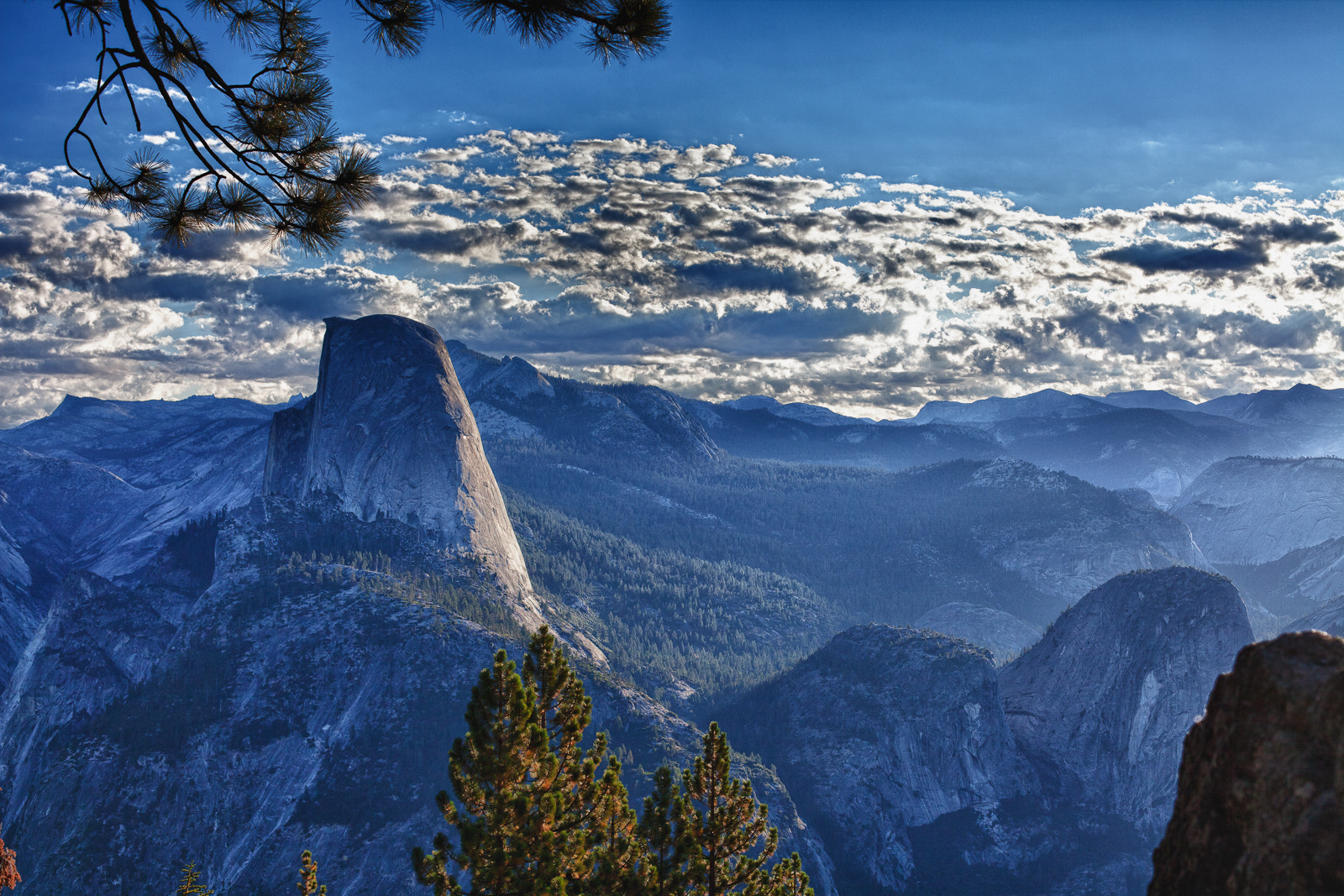 Photograph Daybreak at Yosemite by Shane Lund on 500px