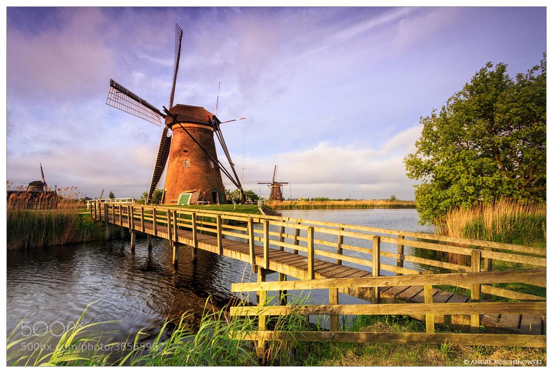 Photograph Kinderdijk by Andre Koschinowski on 500px