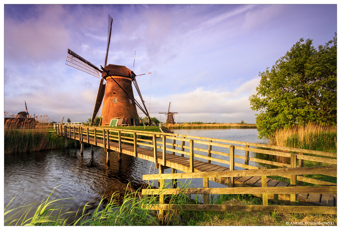 Photograph Kinderdijk by Andre Koschinowski on 500px